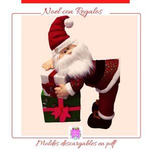 Moldes de Navidad para manualidades (3)