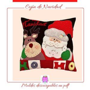 Moldes de Navidad para manualidades (4)