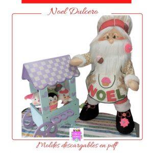 Moldes de Navidad para manualidades (5)
