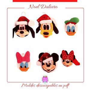 Moldes de Navidad para manualidades (6)