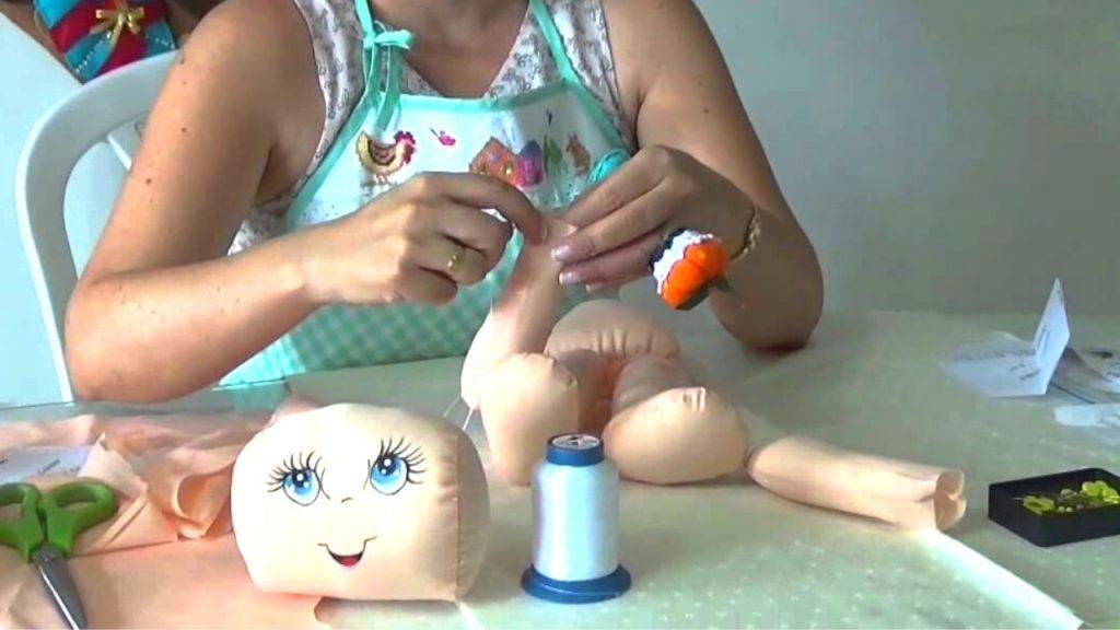Muñecas de trapo cómo se hacen